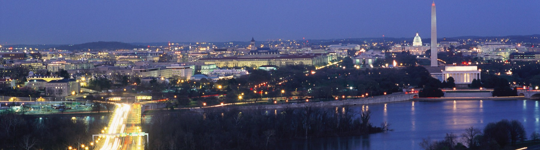 Skyline, Washington D.C., USA --- Image by © Larry Fisher/Masterfile/Corbis